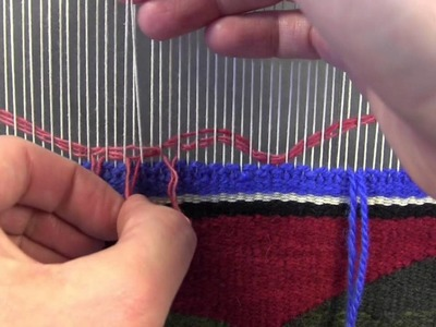 Splicing yarn with more than 2 plys
