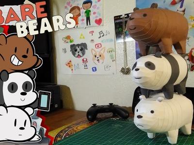 Cartoon Network ~ We bare bears ~
