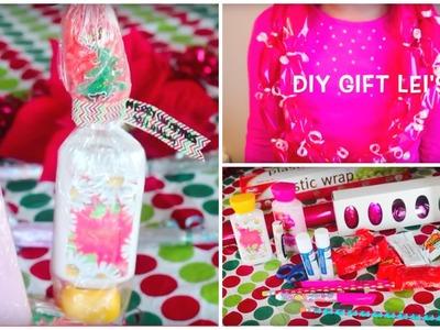 DIY CHRISTMAS GIFTS: HAWAIIAN CANDY.GIFT LEI FOR FAMILY, FRIENDS & TEACHERS!
