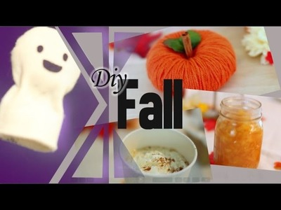 Diy Fall Room Decor, Treats, and Pumpkin Spice Latte