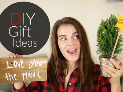DIY Gift Ideas! Easy & Inexpensive!