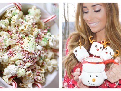 DIY HOLIDAY TREAT IDEAS | LOW CALORIE, LOW SUGAR OPTIONS