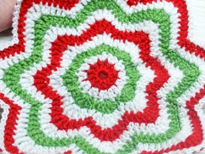 How To Make A Crocheted Potholder For Holiday Decor - DIY Home Tutorial - Guidecentral