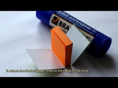 How To Make A Miniature Notebook - DIY Crafts Tutorial - Guidecentral