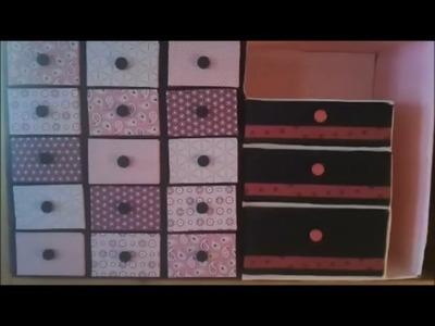 Pencil Organizer - Recycle Milk Carton - DIY paper Crafts