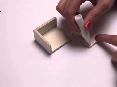 How To Build a Wood WorX Jewellery Box - Keep your treasures safe!
