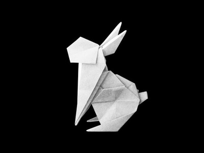 How To Fold: Origami Rabbit