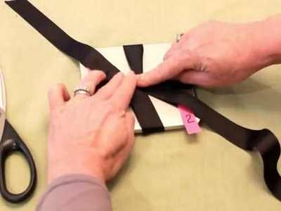How To Make A Tiffany Inspired Bow For Gifts