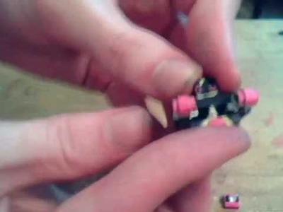 How to make LEGO Pokemon: Kecleon, Banette and Mega Banette