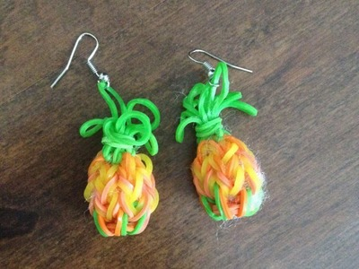 How to make Rubber Band Pineapple earning