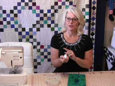 How to pre-test your fabric for washing