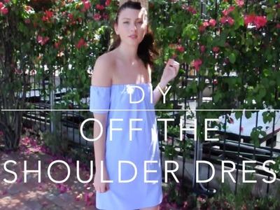 How to Sew A Sleeveless Dress
