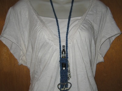 How to use our handmade ecig lanyards, Vamo, Electronic Cigarette, Mig Cig, Ego Twist, Ego