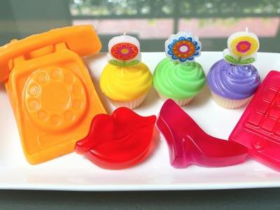DIY- FUN & CREATIVE SOAPS!