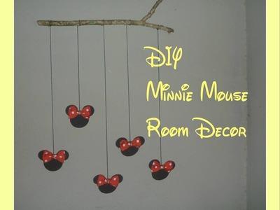 DIY Minnie Mouse Room Decor!!!