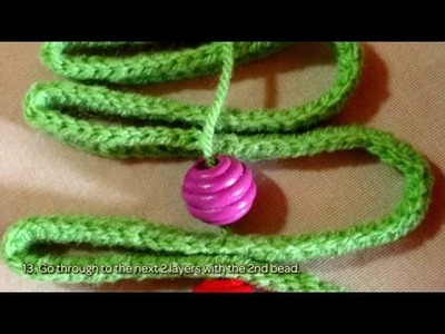 How To Crochet Colorful Ribbon Christmas Trees - DIY Crafts Tutorial - Guidecentral