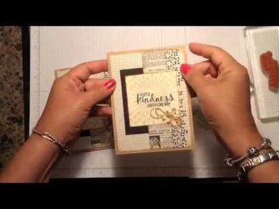 Stampin' Up! Video Tutorial Easy Tip for the Inside of Handmade Cards