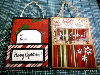 DIY Gift Card Holder Idea for Christmas