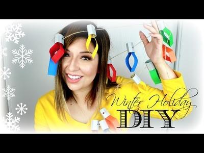 DIY Holiday Decor | Fun, Easy, Affordable!