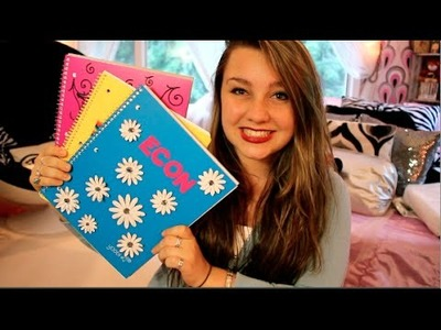 ✿ DIY School Supplies ✿