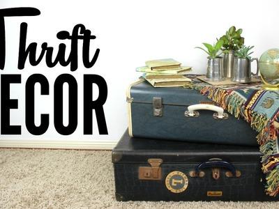DIY Thrift Decor | Cheap & Easy Room Decor Ideas