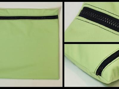 DIY Wet Bag {EASY} - Whitney Sews