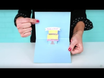Easy DIY Pop-Up Card