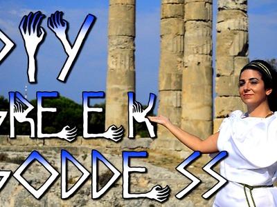 Greek.Roman Goddess.God costume Halloween DIY