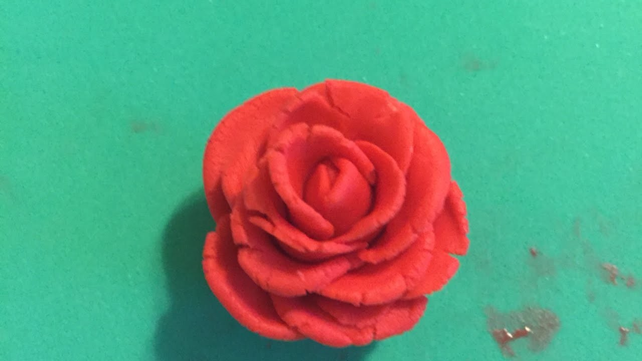 How To Make A Fondant Rose For A Cake - DIY Food & Drinks Tutorial - Guidecentral
