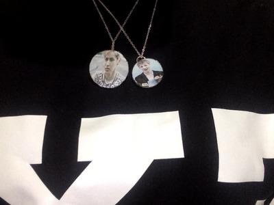 KIY: Kpop Necklace DIY