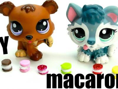 LPS - DIY Macarons