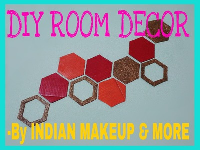 DIY EASY ROOM DECOR- wall art *OUT OF WASTE*