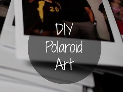 DIY Polaroid Room Decor!