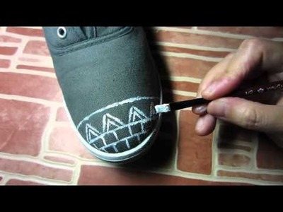 DIY Shoes == Facile !!