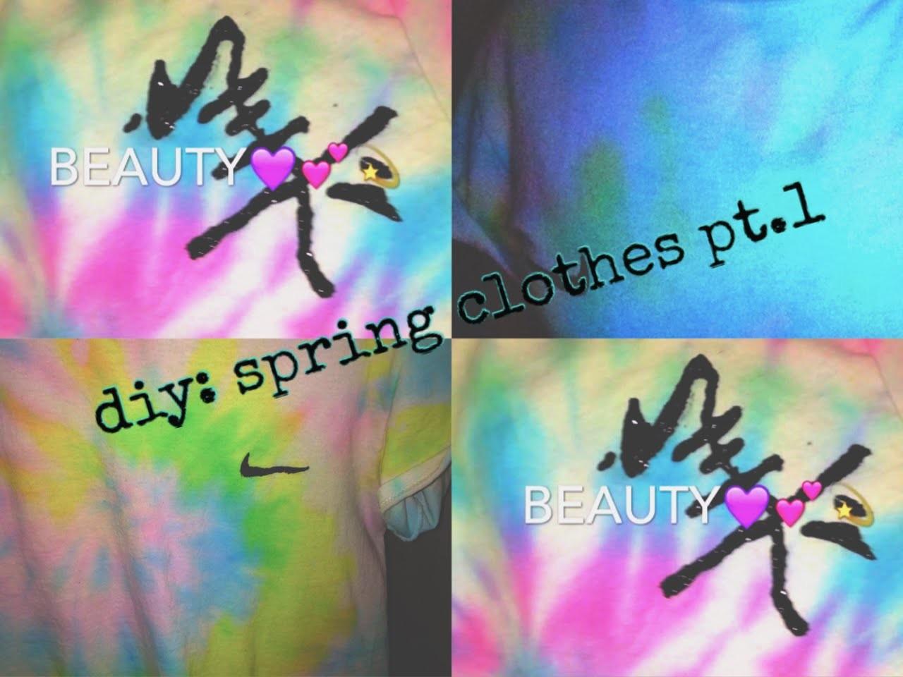 Diy: spring clothes pt.1.graphic t-shirt | kennxelizabeth
