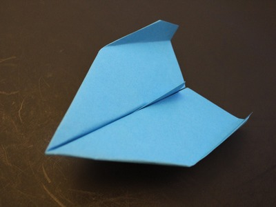 How to make a cool paper plane origami: instruction| Skippy