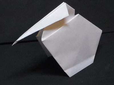How to make an easy origami Kiwi