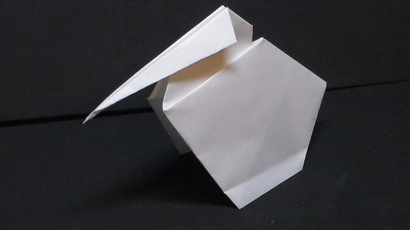How to make an easy origami Kiwi