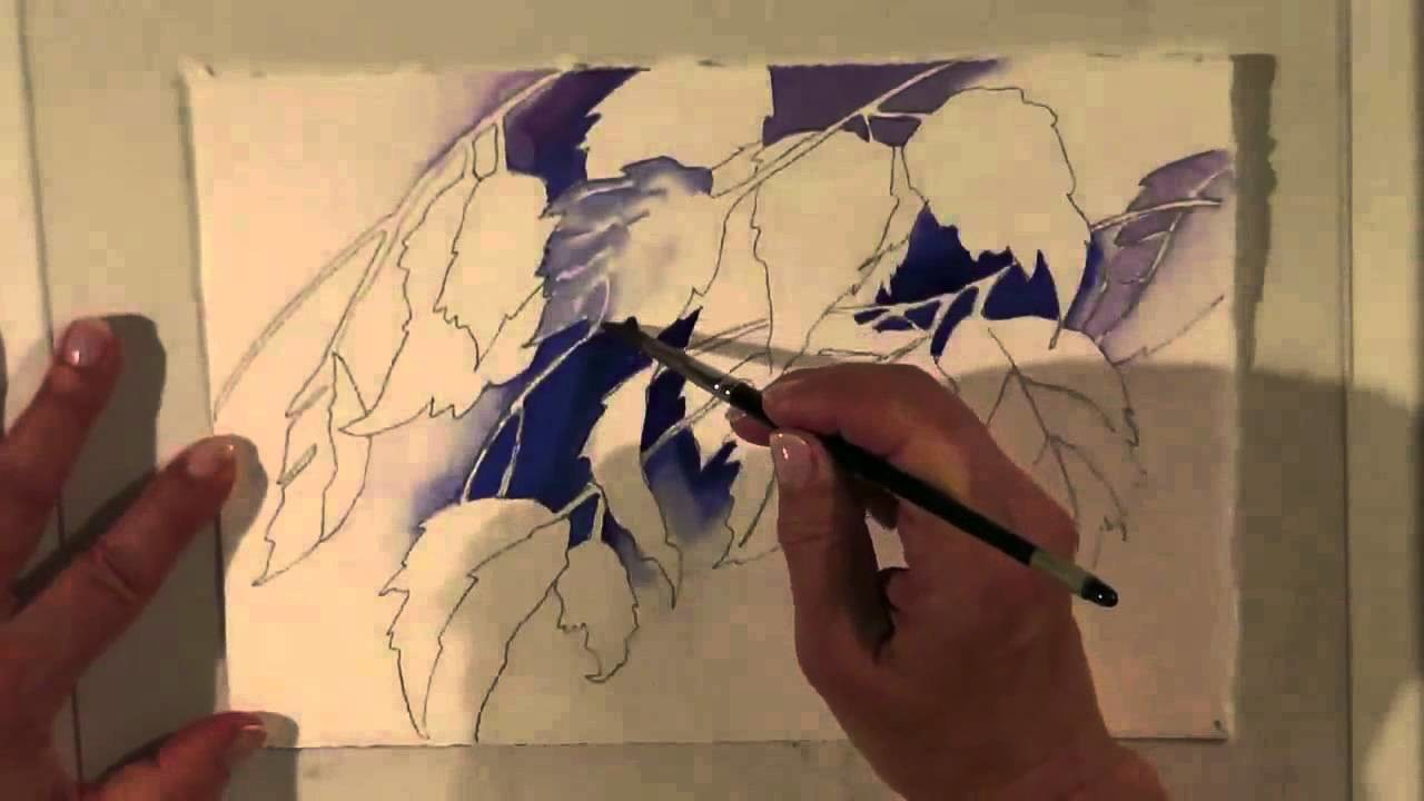 Preview Watercolor for Beginners (Episode 12): Falling Leaves with Jan Fabian Wallake