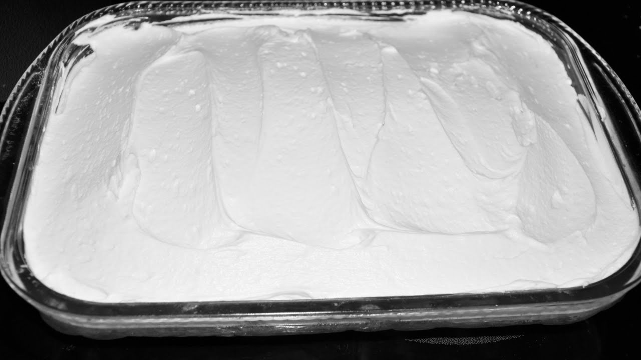 Simple White Powdered Sugar Cake Frosting - DIY Food & Drinks - Guidecentral