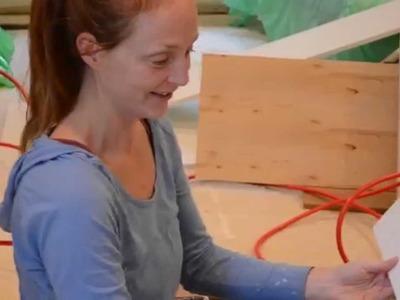 Smart Girls DIY - Turning IKEA shelves into built-ins (part 1)