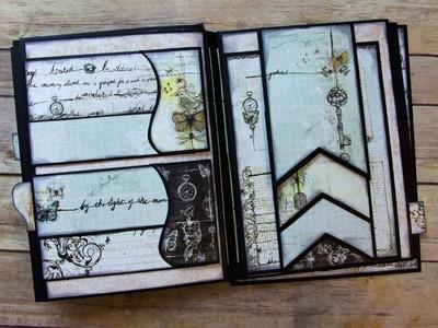 The Ultimate DIY Scrapbook Printable Template