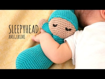 Tutorial Sleepydoll Amigurumi Crochet