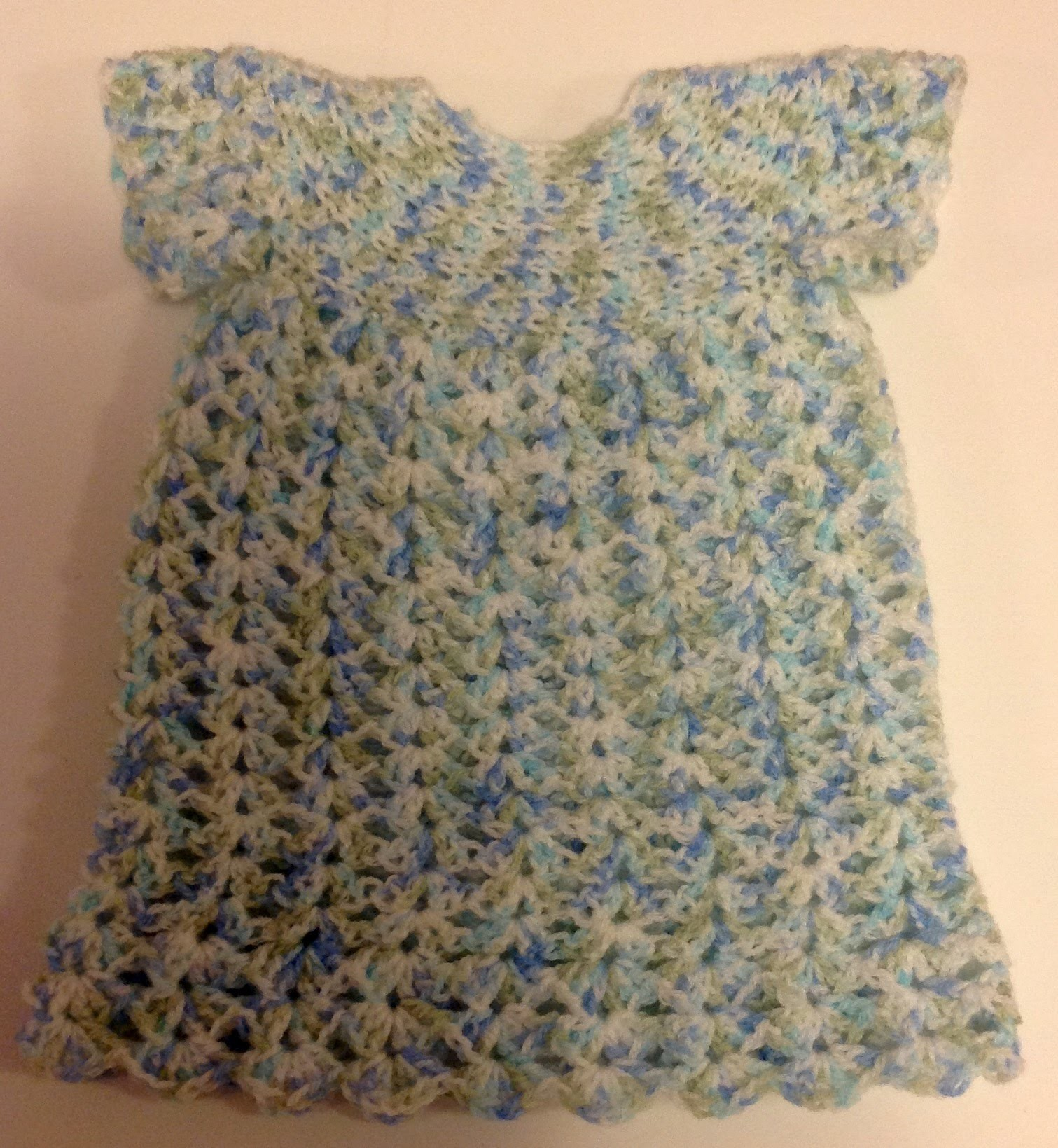 "Bedtime for Dolls - Nightgown for 18"" Dolls Crochet Pattern Tutorial Part 1"