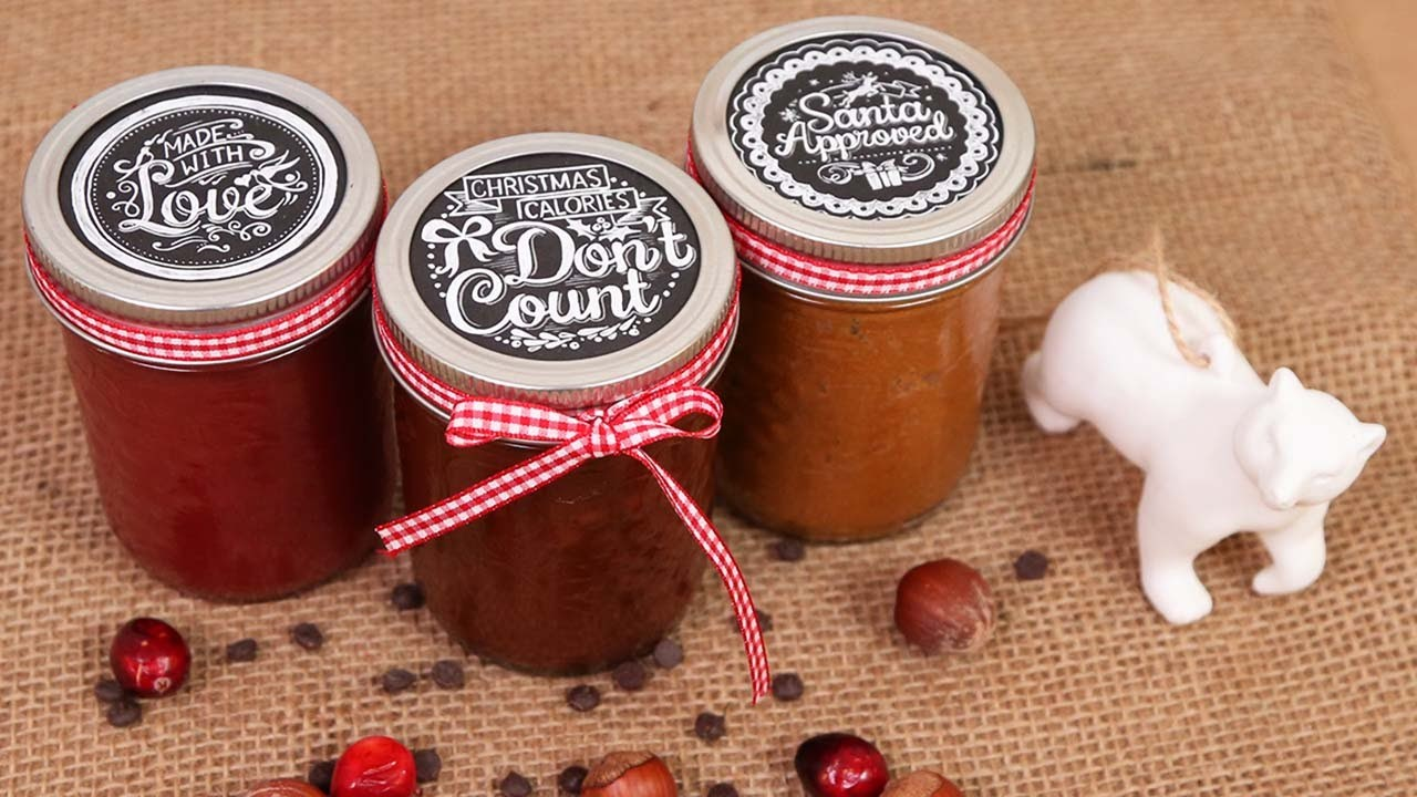 Homemade Holiday Spreads | Made with Love