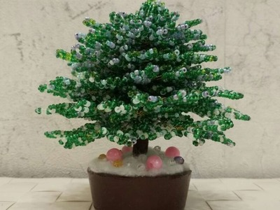 How To Make A Beaded Christmas Tree - DIY Home Tutorial - Guidecentral