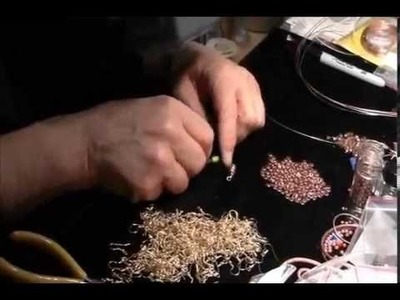 Jewelry How to Make Tribal Earrings