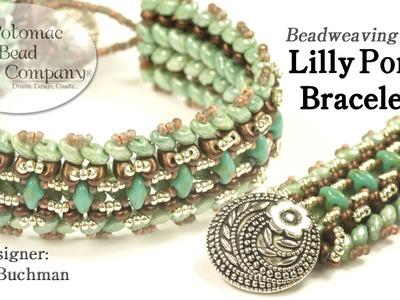 Lilly Ponds Bracelet