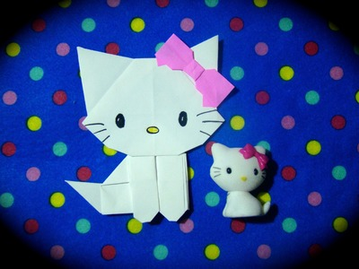 Origami Maniacs 162: Origami Charmmy the Cat