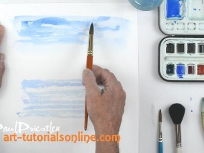 Start Painting: Watercolour Basics - Part 1
